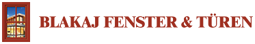Blakaj Fenster & Türen Logo