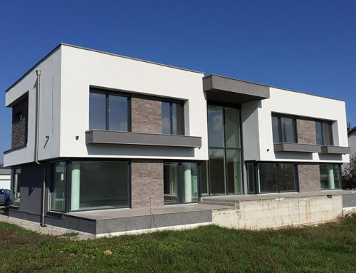 Haus in Poqeste, Kosovo