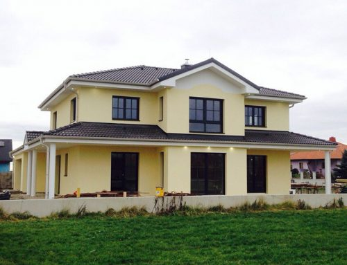 Haus in Muzhevine, Kosovo